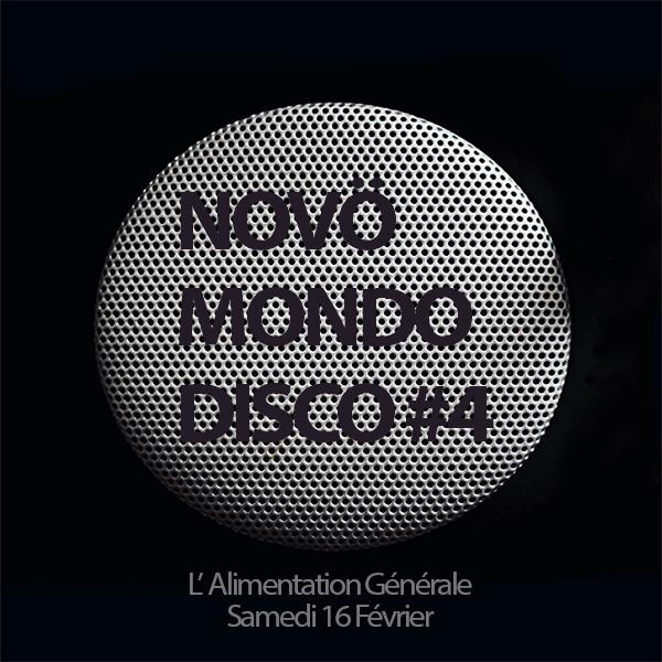 Novo Mondo disco